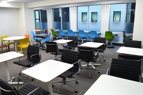 【日本橋】ビジネスの中心地「東京日本橋エリア」のミーティングルーム