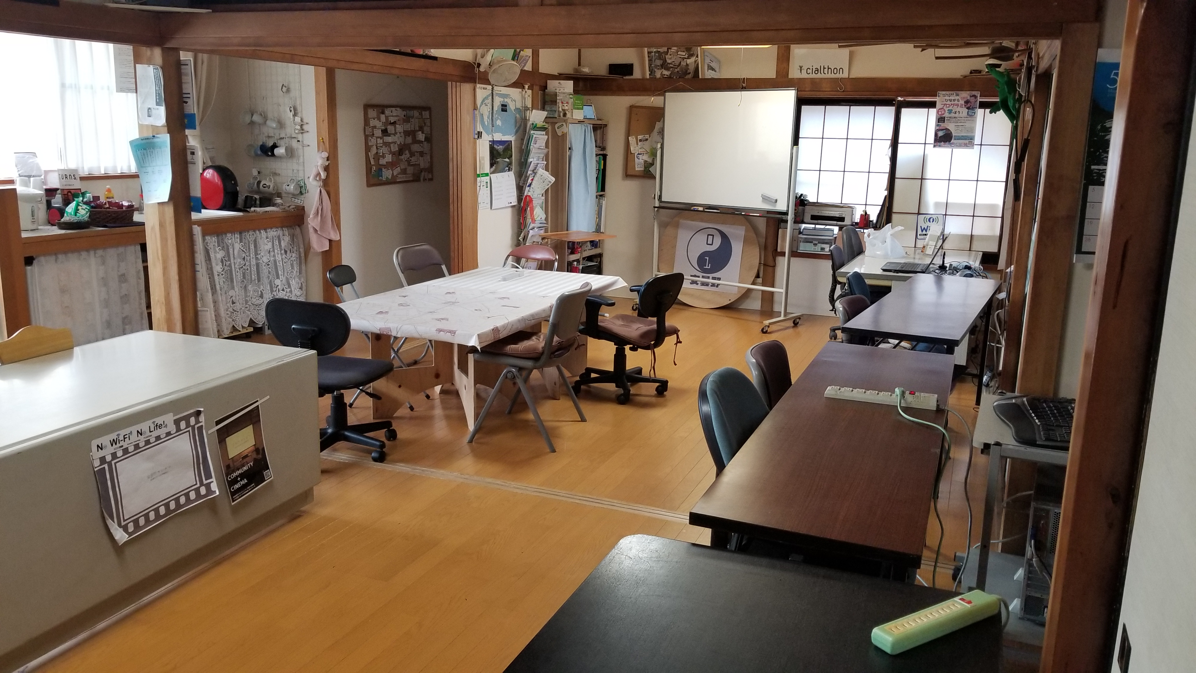 Azumino Coworking(安曇野コワーキングスペース)