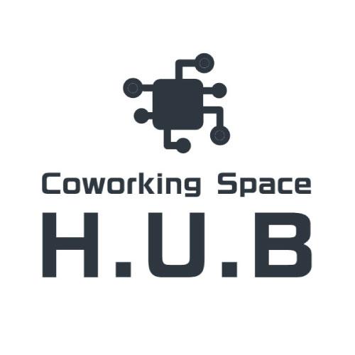 コワーキングスペースH.U.B